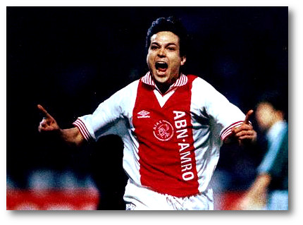 This is Litmanen, not me.